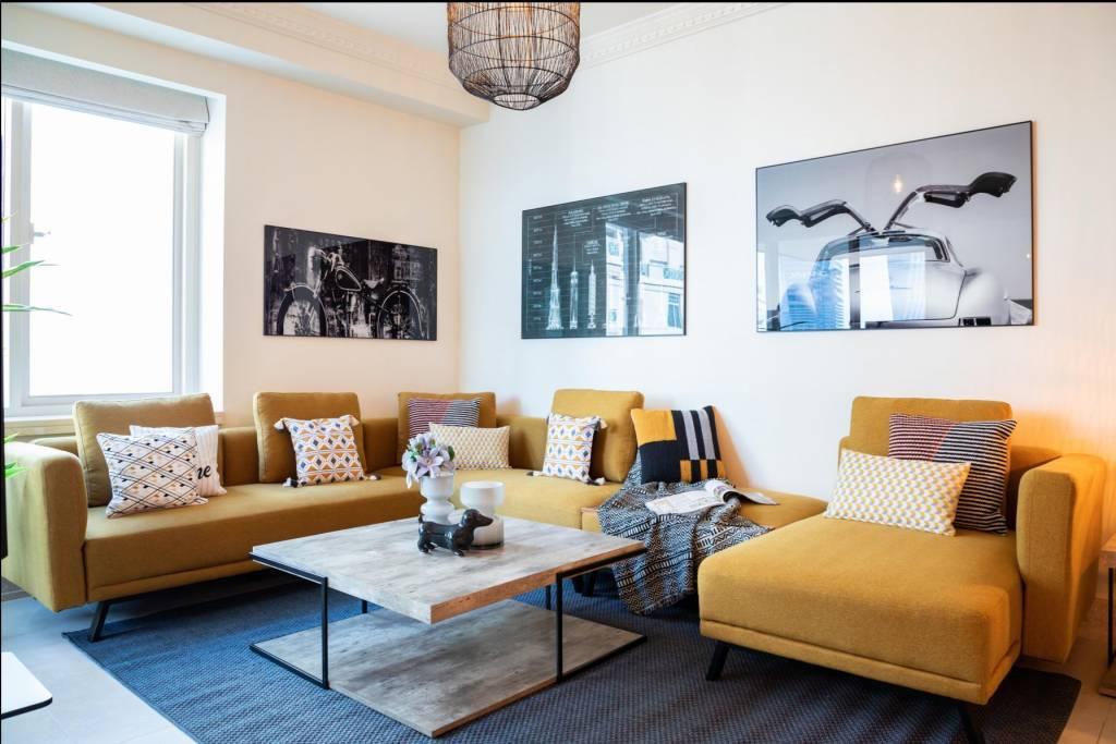 Dubaï - Appartement - Location saisonnière - 6 Personnes - 2 Chambres - Piscine.