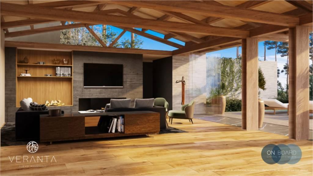 Valle de Bravo - Nuevo Avándaro - House - 4 Bedrooms - 4 Bathrooms - 404 m2 - Swimming pool