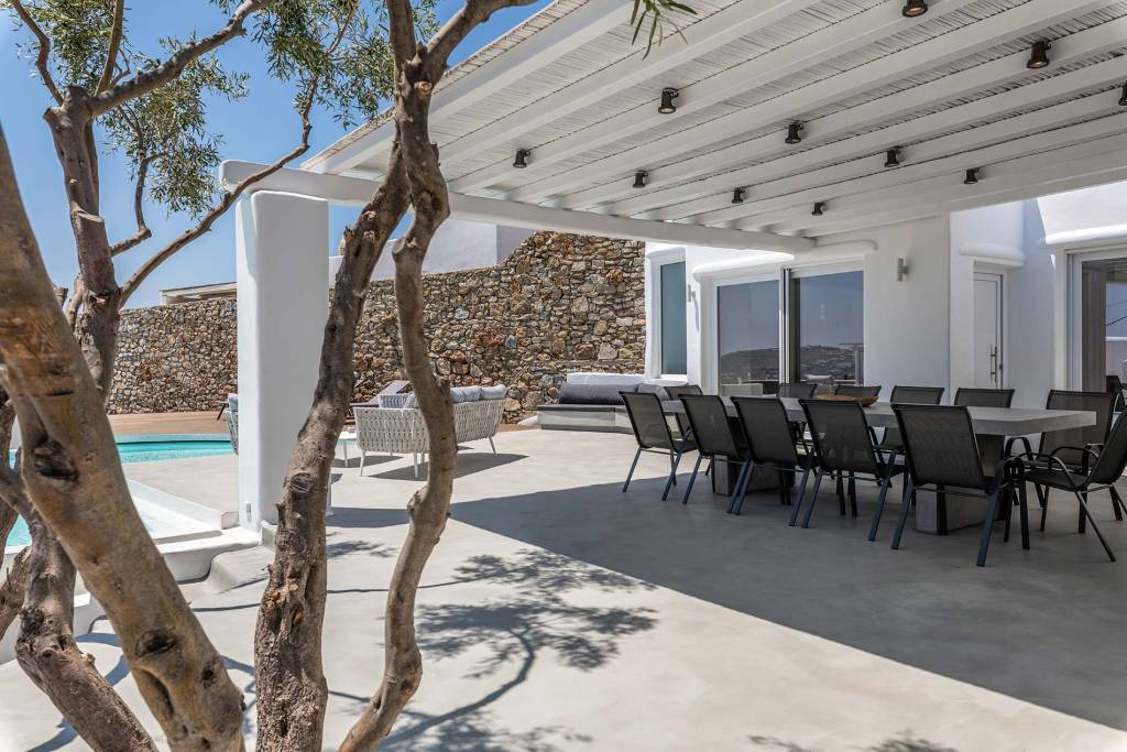 Mykonos - Mykonos Town - Holiday rental - House - 12 Persons - 6 Bedrooms - 6 Bathrooms - Swimming pool.