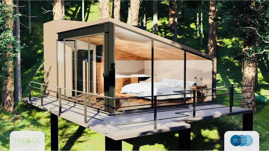 Valle de Bravo - Avándaro - Luxury suite - Full bathroom - 54 m2 - Swimming pool - Concierge services