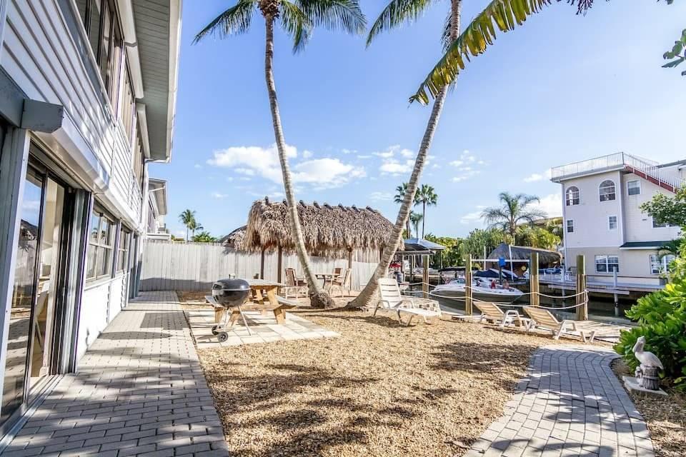 Floride - Fort Myers Beach - Appartement - Location saisonnière - 4 Personnes - 1 Chambre - 1 Salle de bain.
