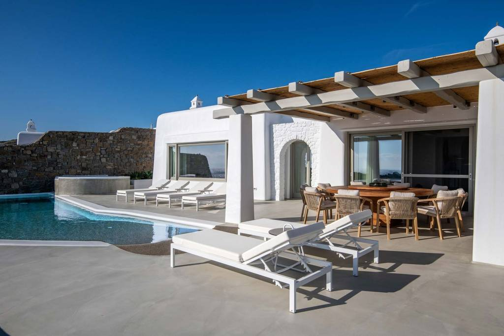 Mykonos - House - Holiday rental - 12 Persons - 6 Bedrooms - 6 Bathrooms - Swimming pool.