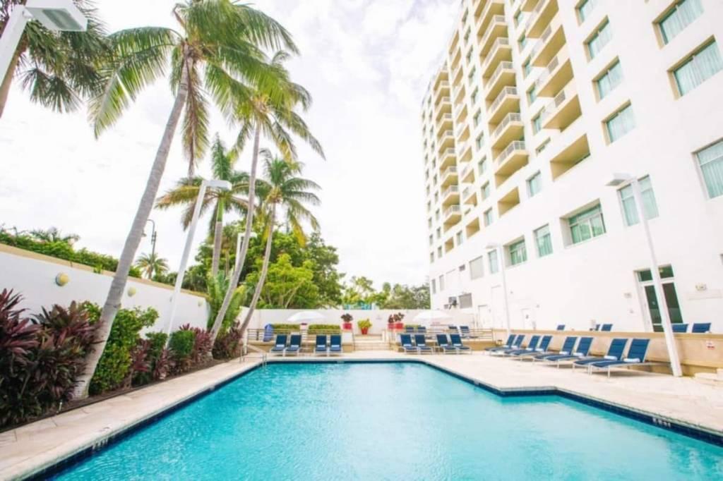 Floride - Fort Lauderdale - Location de vacances - Appartement - 4 Personnes - 1 Chambre - 1 Salle de bain.