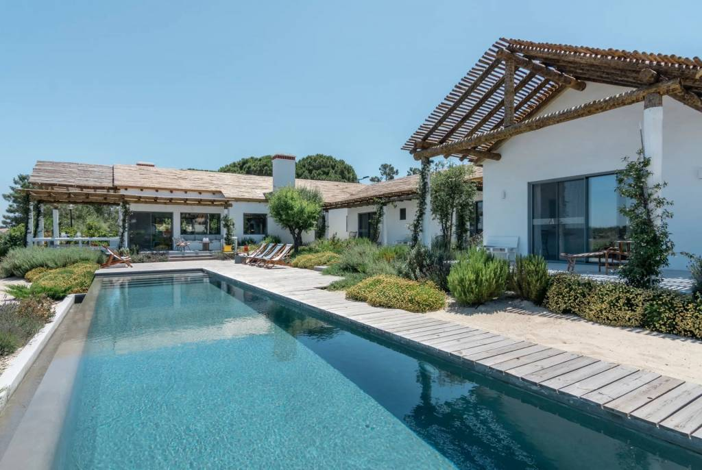 Comporta - House - Holiday rental - 14 Persons - 5 Bedrooms - Swimming pool.