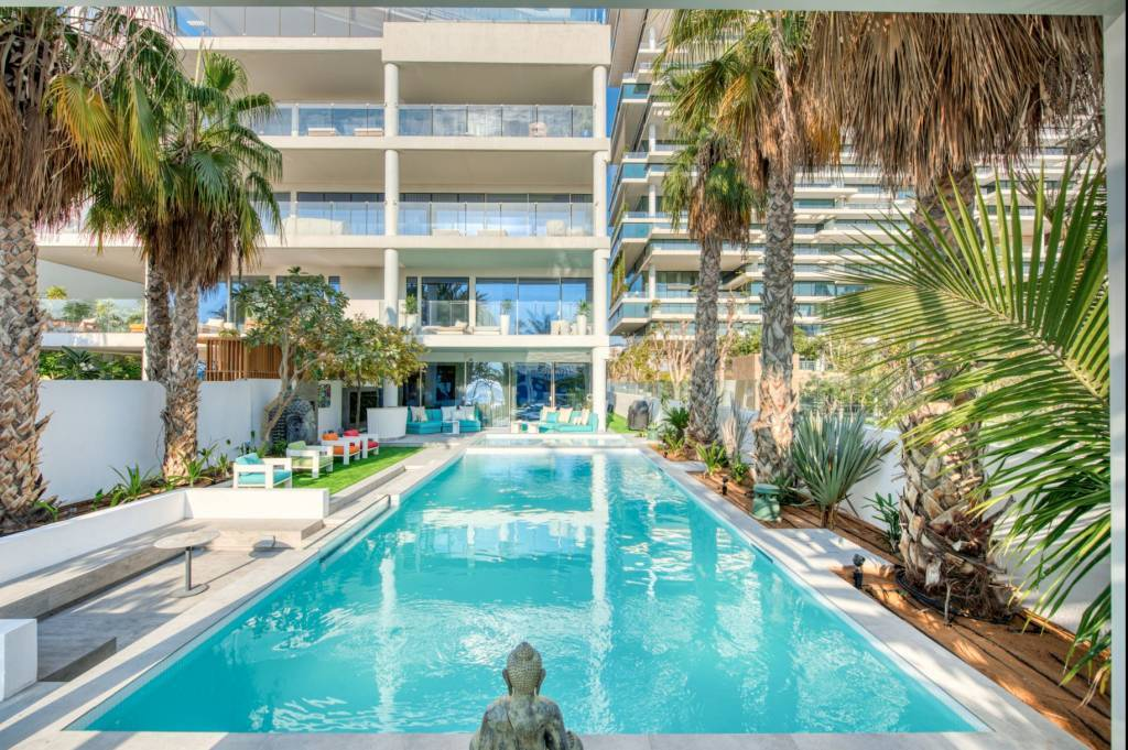 Alquiler por temporada Casa Palm Jumeirah