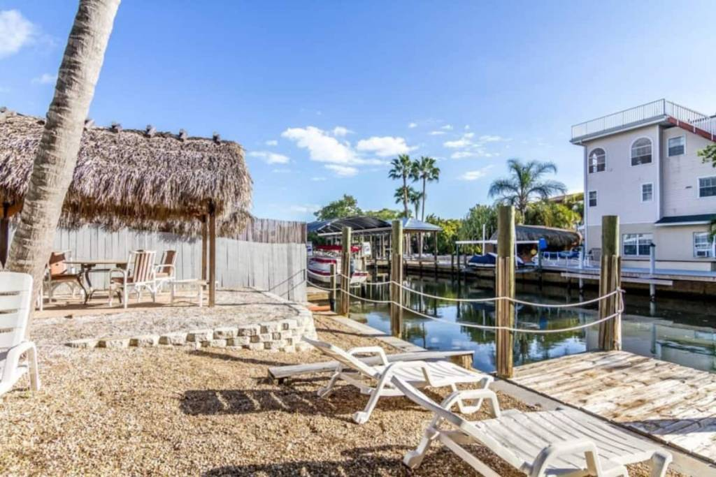 Florida - Fort Myers Beach - Apartment - Holiday rental - 6 Persons - 2 Bedrooms - 1 Bathroom. -