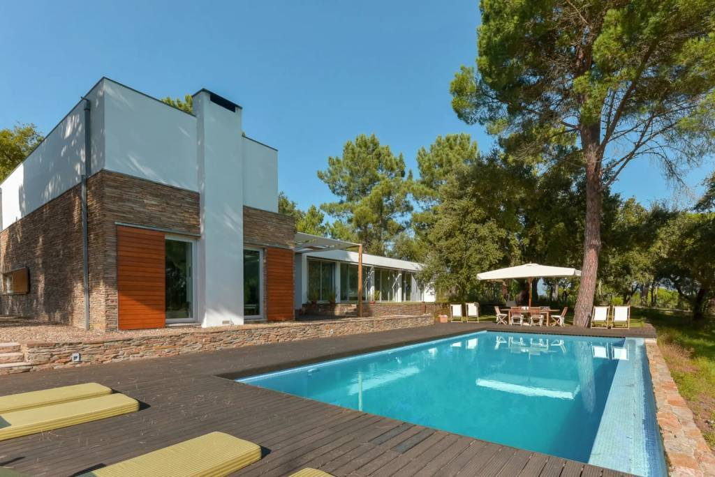 Comporta - House - Holiday rental - 8 Personnes - 5 Chambres - Swimming pool.