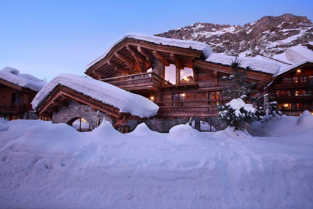 Val d'Isère - Alquiler vacacional - Chalet - Casa - 14 Personas - 6 Habitaciones - 8 Baños - Piscina