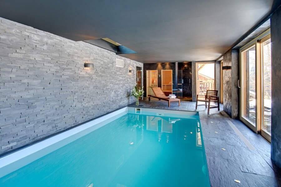 Morzine - Alpes Françaises - Location saisonnière - Maison - 12 Personnes - 5 Chambres - 4 Salles de bain - Piscine