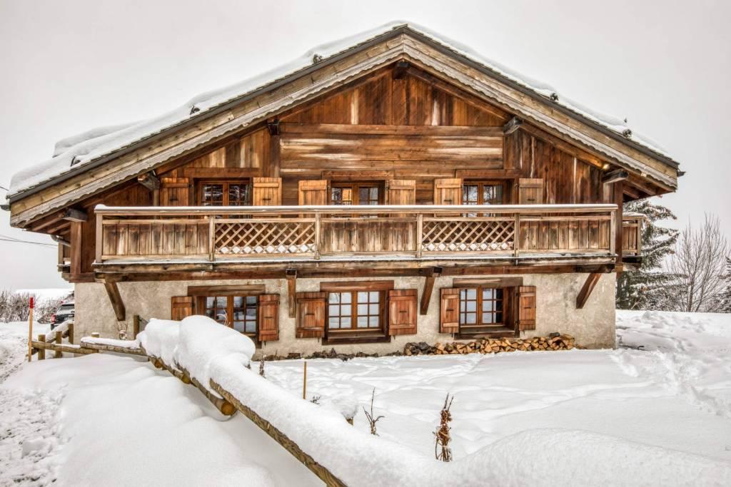 Saint-Gervais-les-Bains - Maison - Location saisonnière - 10 Personnes - 5 Chambres - 4 Salles de bain - Piscine