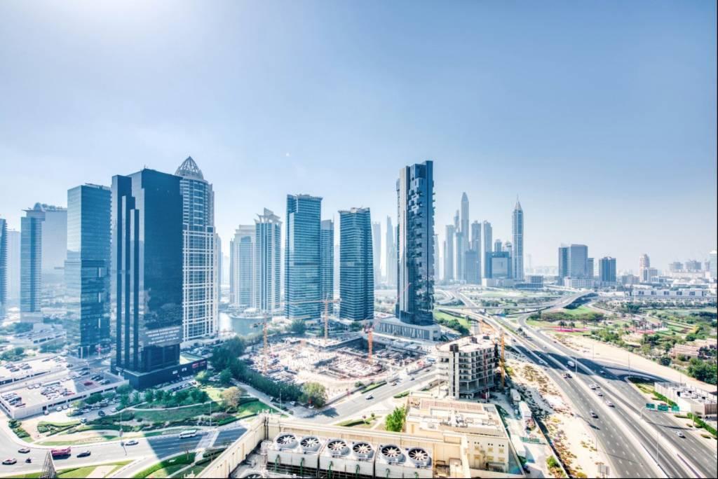 Dubaï - Appartement - Location saisonnière - 4 Personnes - 2 Chambres - Piscine - Golf.