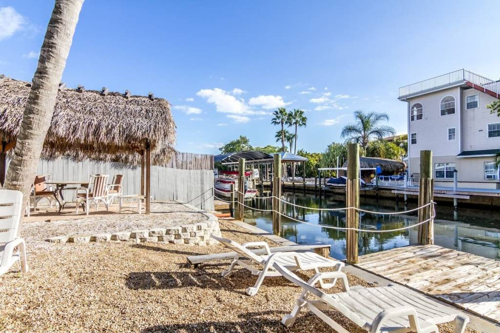 Florida - Fort Myers Beach - Apartment - Holiday rental - 6 Persons - 2 Bedrooms -1 Bathroom.