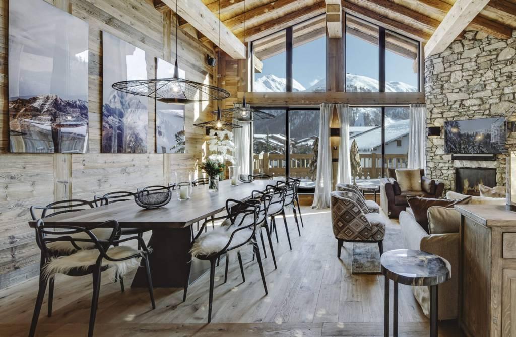 Val d'Isère - Alquiler vacacional - Penthouse - 10 Personas - 5 Habitaciones - 5 Baños - Piscina