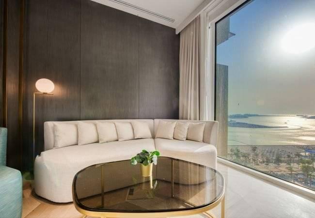 Дубай - Аренда жилья для отдыха - Апартаменты - З человека - 1 Спальня - 1 Ванная комната - 113 м2 - Плавательный бассейн