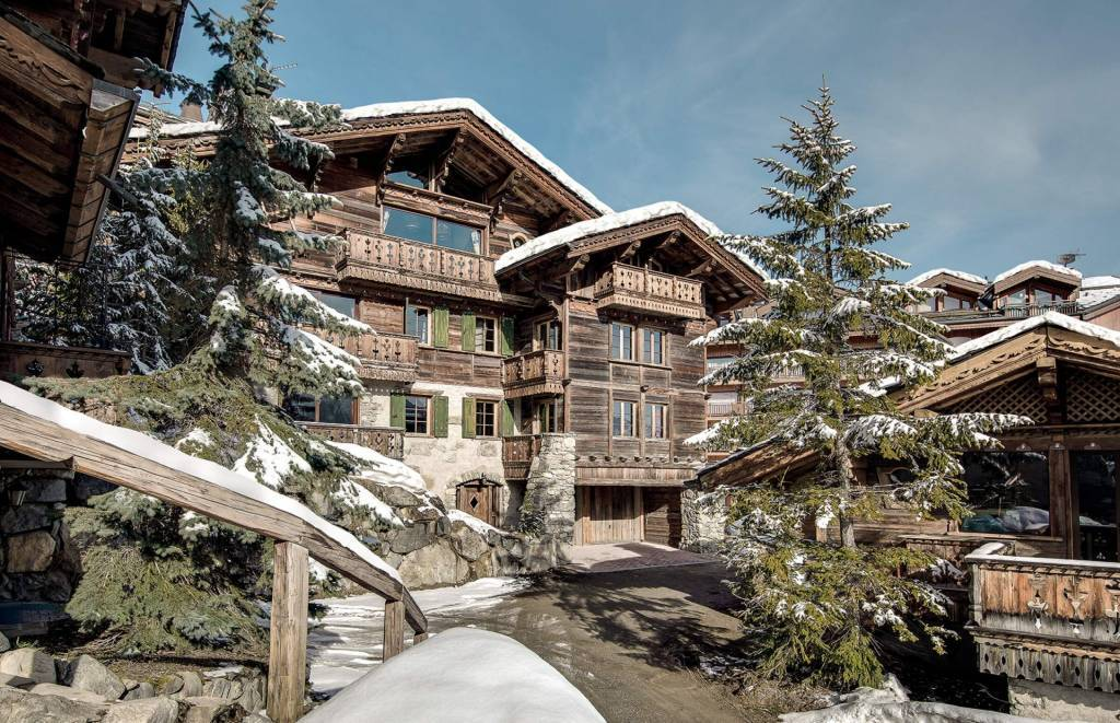 Courchevel 1850 - Holiday rental - Chalet - House - 16 Persons - 8 Bedrooms - 8 Bathrooms - Sauna