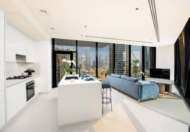 Дубай - Аренда жилья для отдыха - Апартаменты - 7 человек - 3 спальни - 4 ванные комнаты - 200 м2 - Бассейн