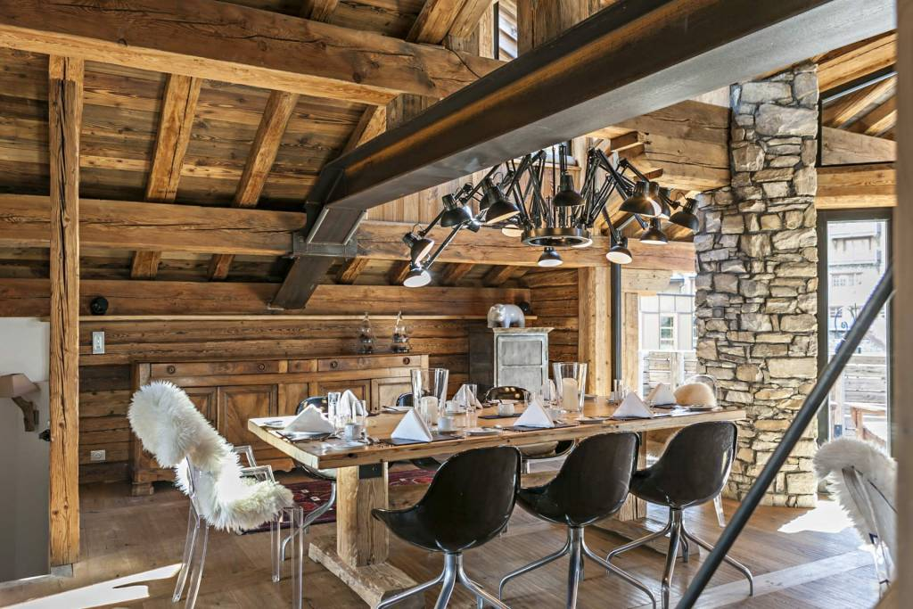 Val d'Isère - Holiday rental - Chalet - House - 10 Persons - 5 Bedrooms - 5 Bathrooms - Swimming pool