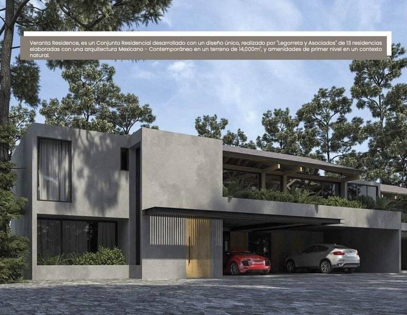 بناء جديد منزل Valle de Bravo Avándaro